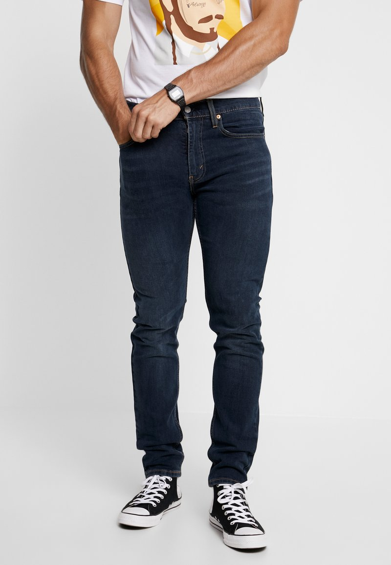Levi's® Extra - 512™ SLIM TAPER  - Jeans Slim Fit - blue denim