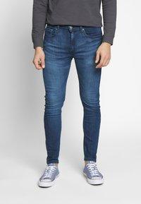 Levi's® - 519™ EXT SKINNY HI-BALLB - Jeans Skinny Fit - myers day - 0