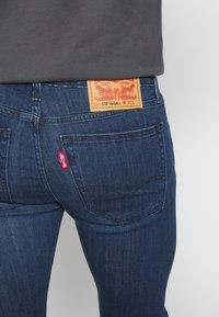 Levi's® - 519™ EXT SKINNY HI-BALLB - Jeans Skinny Fit - myers day - 5