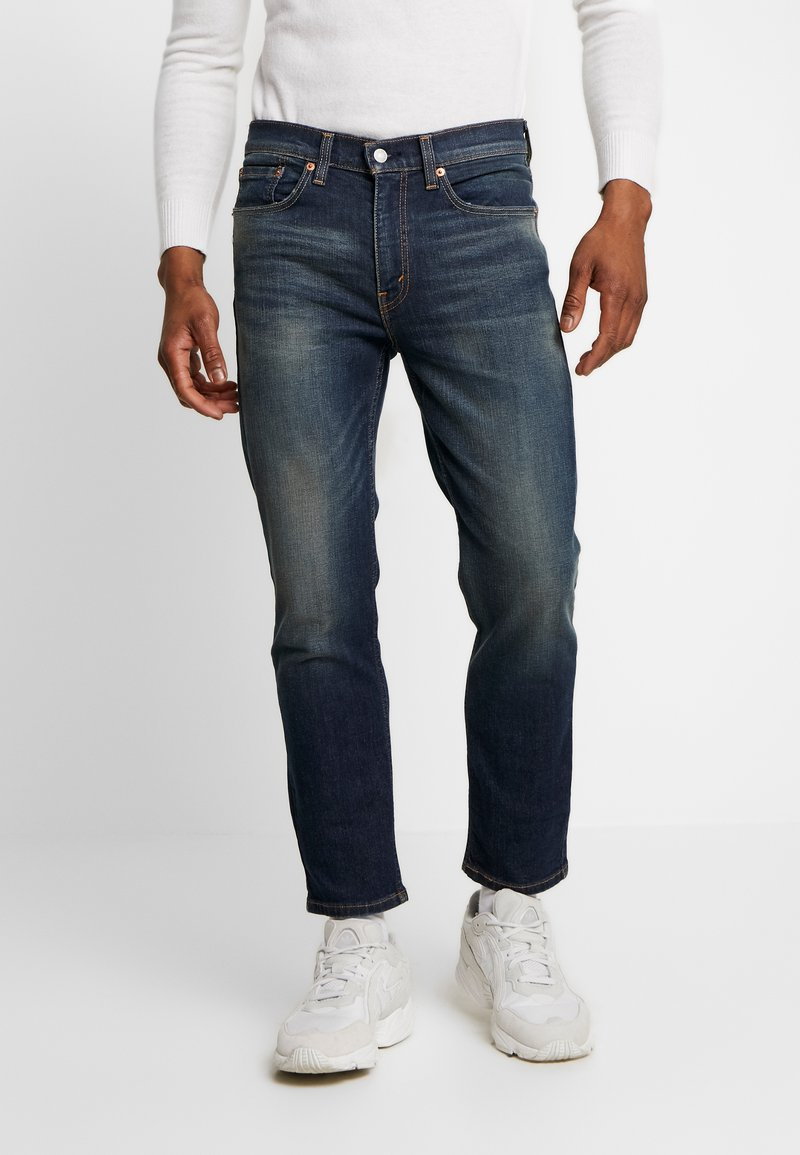 Levi's® - 514™ STRAIGHT HIGH BALL CROPPED - Relaxed fit jeans - big thunder