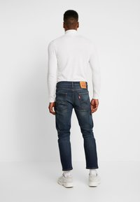 Levi's® - 514™ STRAIGHT HIGH BALL CROPPED - Relaxed fit jeans - big thunder - 2