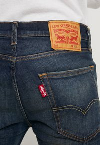 Levi's® - 514™ STRAIGHT HIGH BALL CROPPED - Relaxed fit jeans - big thunder - 5