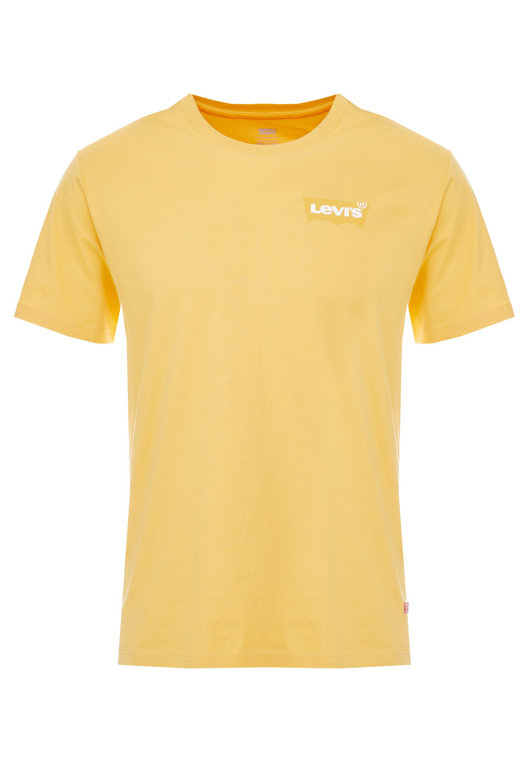Levi's® Extra HOUSEMARK GRAPHIC TEE - T-shirt con stampa - golden apricot