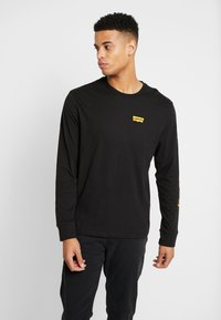 Levi's® - GRAPHIC TEE  - Longsleeve - world mineral black - 2