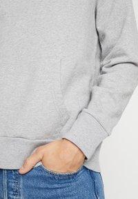 Levi's® Extra - HOODIE 2.0 - Kapuzenpullover - mid tone grey heather - 3