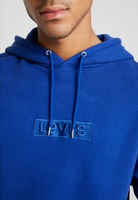 Levi's® Extra - RELAXED GRAPHIC HOODIE - Mikina s kapucí - babytab tech sodalite blue - 4