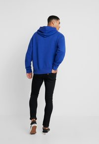Levi's® Extra - RELAXED GRAPHIC HOODIE - Mikina s kapucí - babytab tech sodalite blue - 2
