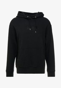 Levi's® Extra - RELAXED GRAPHIC HOODIE - Mikina skapucí - mineral black - 4