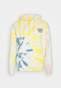 Levi's® - RELAXED GRAPHIC HOODIE - Bluza z kapturem - serif tiedye po tiedye - 4