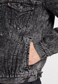 Levi's® Extra - ZIP TYPE 3 TRUCKER - Veste en jean - peterson - 5