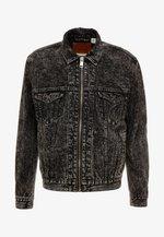 ZIP TYPE 3 TRUCKER - Denim jacket - peterson