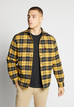 RVS JACKSON SHACKET - Välikausitakki - archer golden apricot