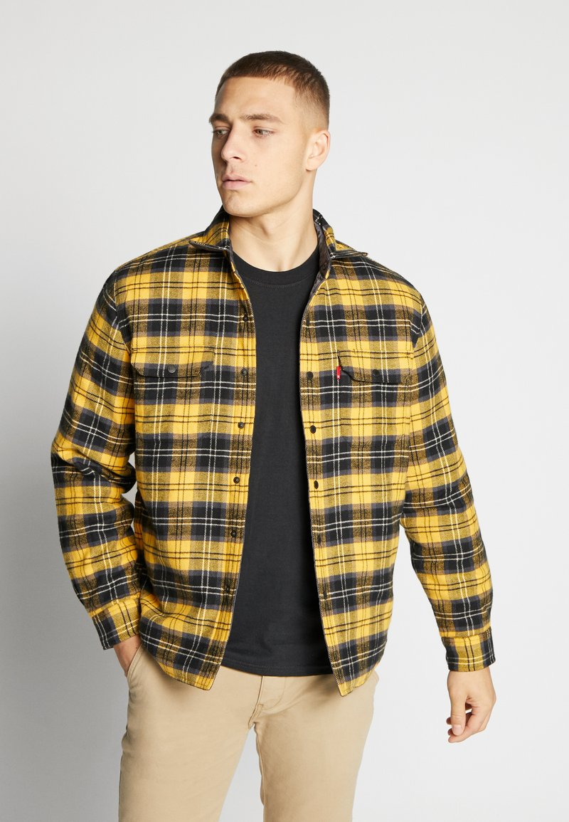 Levi's® - RVS JACKSON SHACKET - Lehká bunda - archer golden apricot