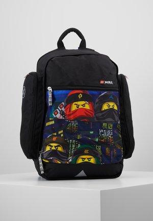 VENTURE SCHOOL BACKPACK - School bag - black