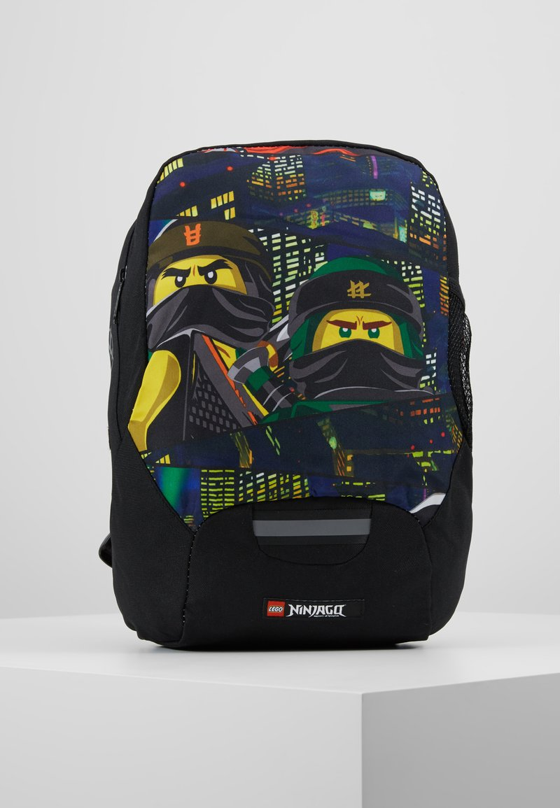 Lego Bags - KINDERGARTEN BACKPACK - Ryggsäck - black