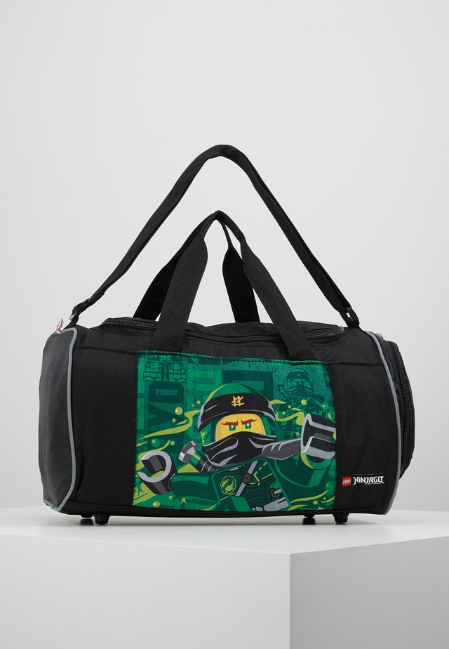 TRAVEL BAG WET COMPARTMENT - Sportväska - black