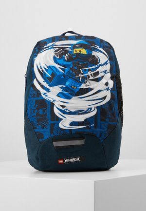 FACES KINDERGARTEN BACKPACK - Rucksack - blau