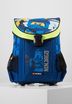 NINJAGO® JAY OF LIGHTNING EASY SCHOOL BAG DRAWSTRING BAG SET  - School set - blau