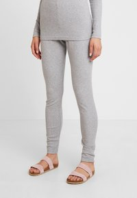 Lounge Nine - Leggingsit - light grey melange - 0