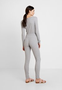 Lounge Nine - Leggingsit - light grey melange - 2