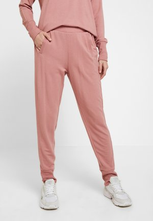 HUXIE PANTS - Trainingsbroek - old rose