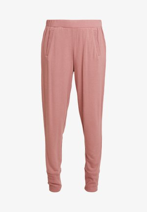 HUXIE PANTS - Tracksuit bottoms - old rose