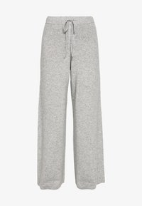 Lounge Nine - NOELLN PANTS - Broek - light grey melange - 3