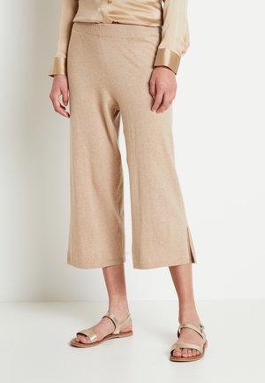 LOTTIELN CULOTTE - Trousers - desert