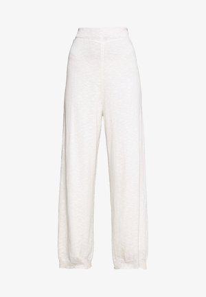 TALIA LN - Kalhoty - chalk