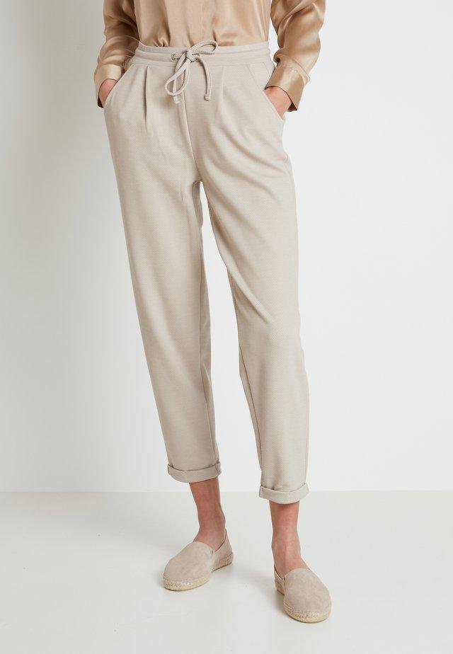 TANSARA PANTS - Bukse - melange