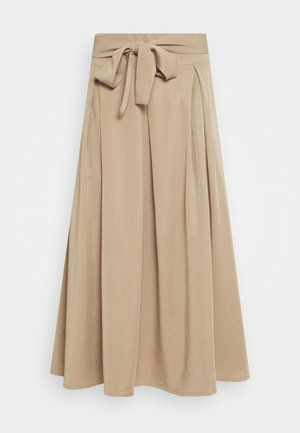 ARABELLA SKIRT - Gonna a campana - silver mink