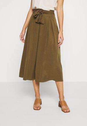 ARABELLA SKIRT - A-line skirt - beech