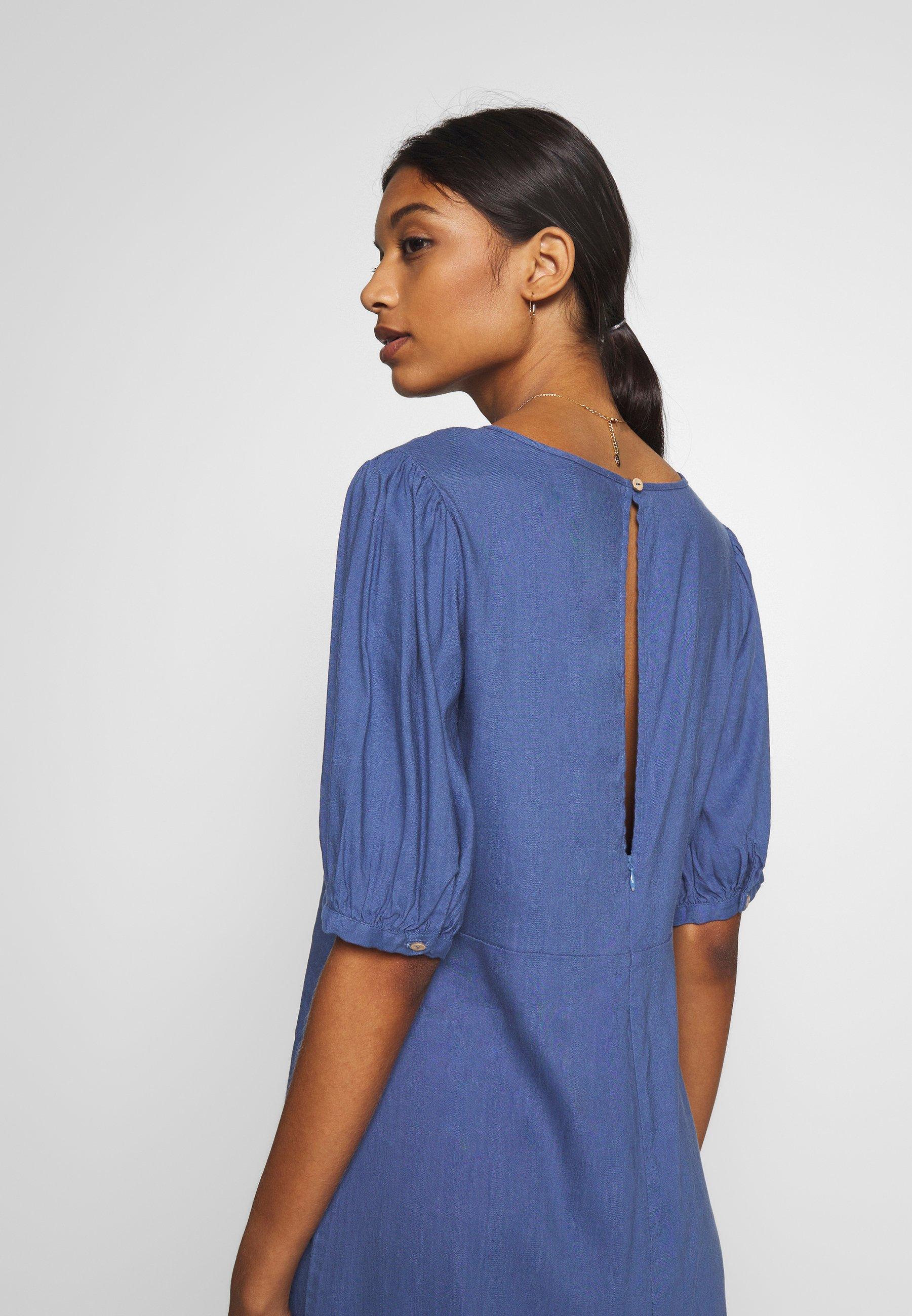 Lounge Nine Lauren Dress - Vardagsklänning Bijou Blue