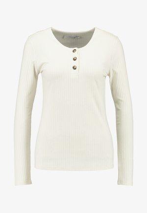 DALINLN - Pitkähihainen paita - warm off white