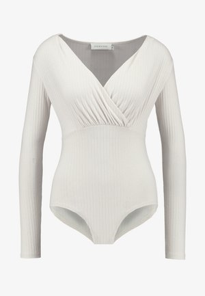 DALINLN BODYSTOCKING - Longsleeve - warm off white
