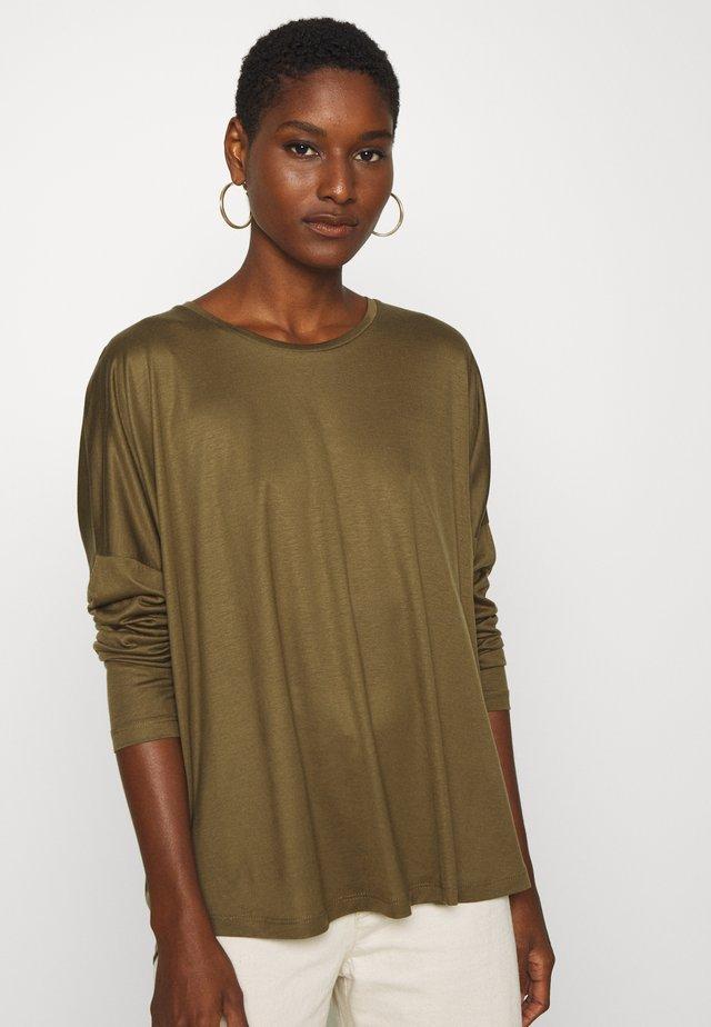 MOLLY - T-shirt à manches longues - beech