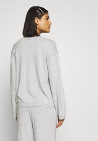 Lounge Nine - LOTTIE - Trui - light grey melange - 2