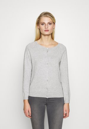 LOTTIELN - Cardigan - light grey