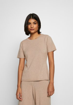 NOELLN  - T-shirt print - desert melange