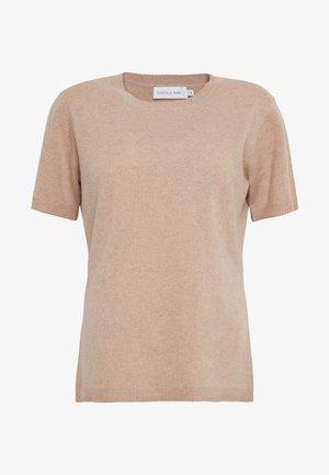 NOELLN  - T-shirt med print - desert melange