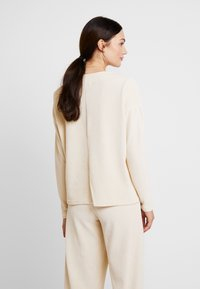 Lounge Nine - LILLIANLN - Sweatshirt - warm off white - 2
