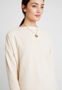 Lounge Nine - LILLIANLN - Sweatshirt - warm off white - 5