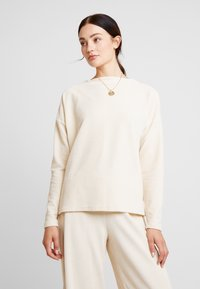 Lounge Nine - LILLIANLN - Sweatshirt - warm off white - 0