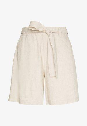 LAUREN - Shorts - beige