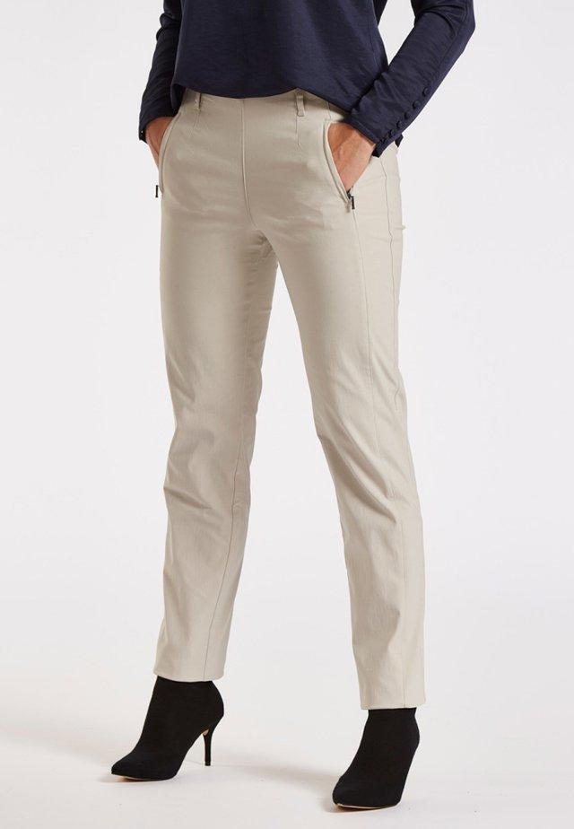 Pantalon classique - grey sand