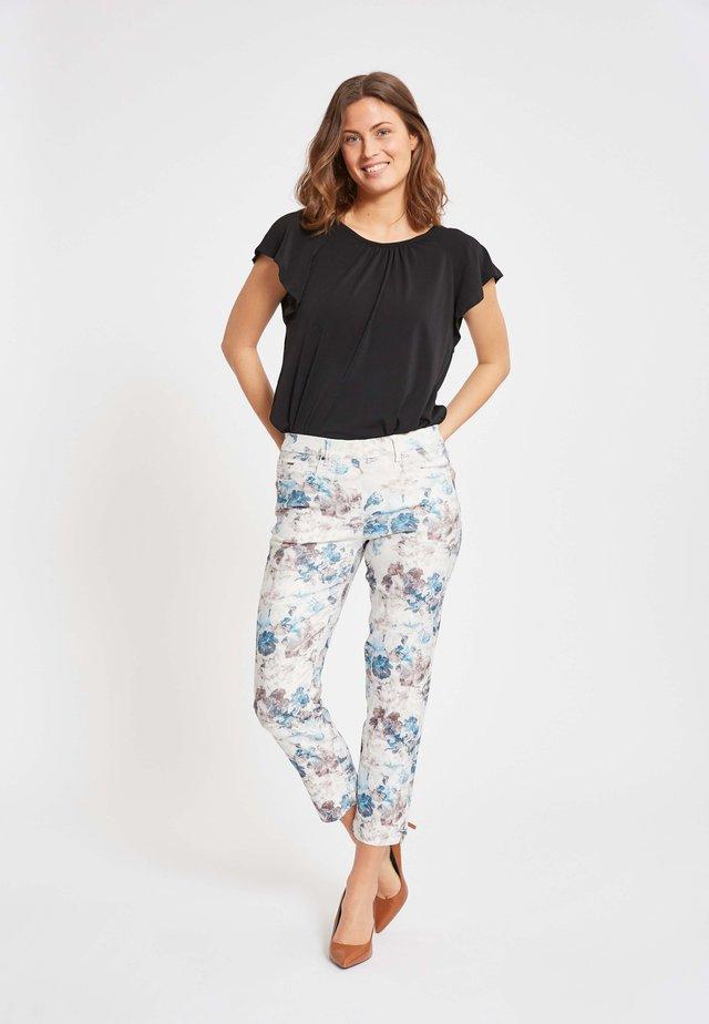 HANNAH - Slim fit jeans - blue