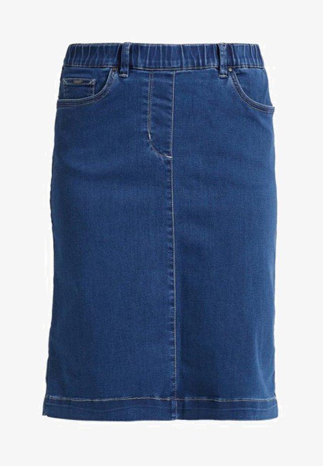 Jeansrok - blue