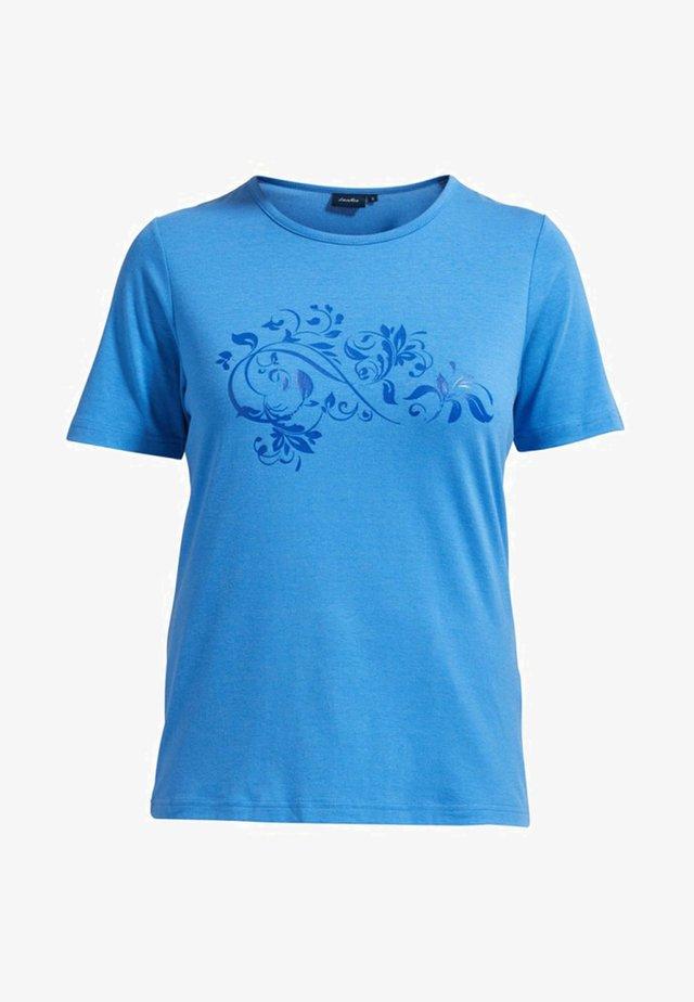 SOPHIA  - T-shirt imprimé - strong blue