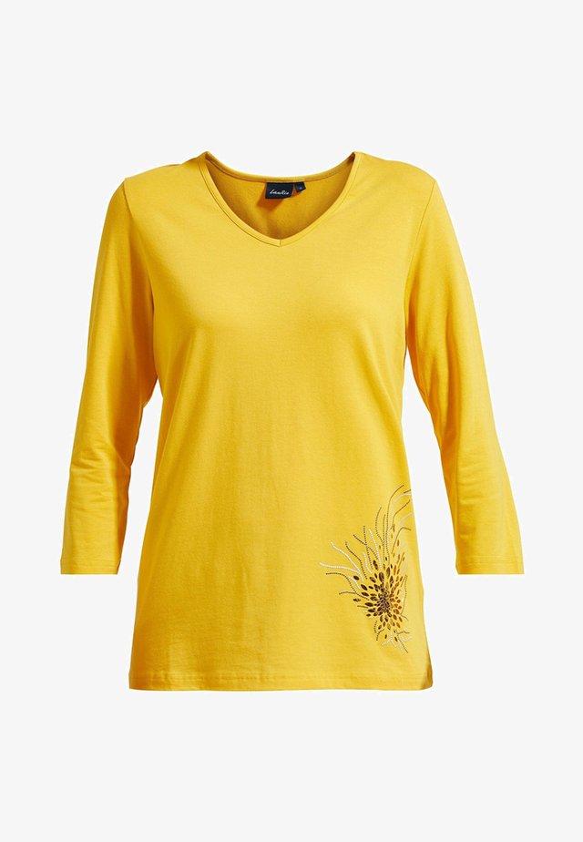 DIAZ - Long sleeved top - warm yellow