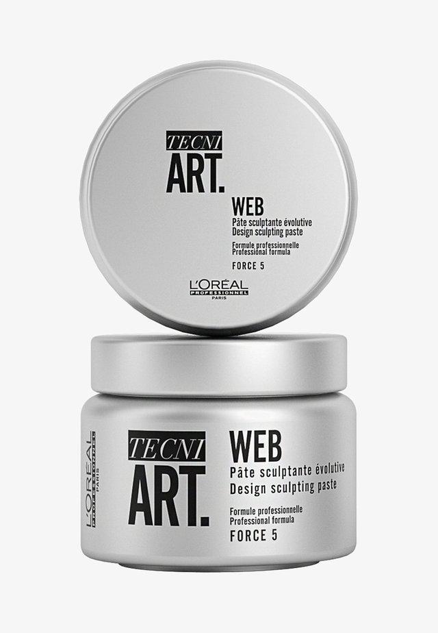 WEB - Produit coiffant - -